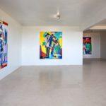 Untitled: Ngimbi Bakambana, Moussa Traore, Ousmane Niang
